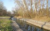 Канал Гнилокиш, Воронцовский (Сагайдак) парк