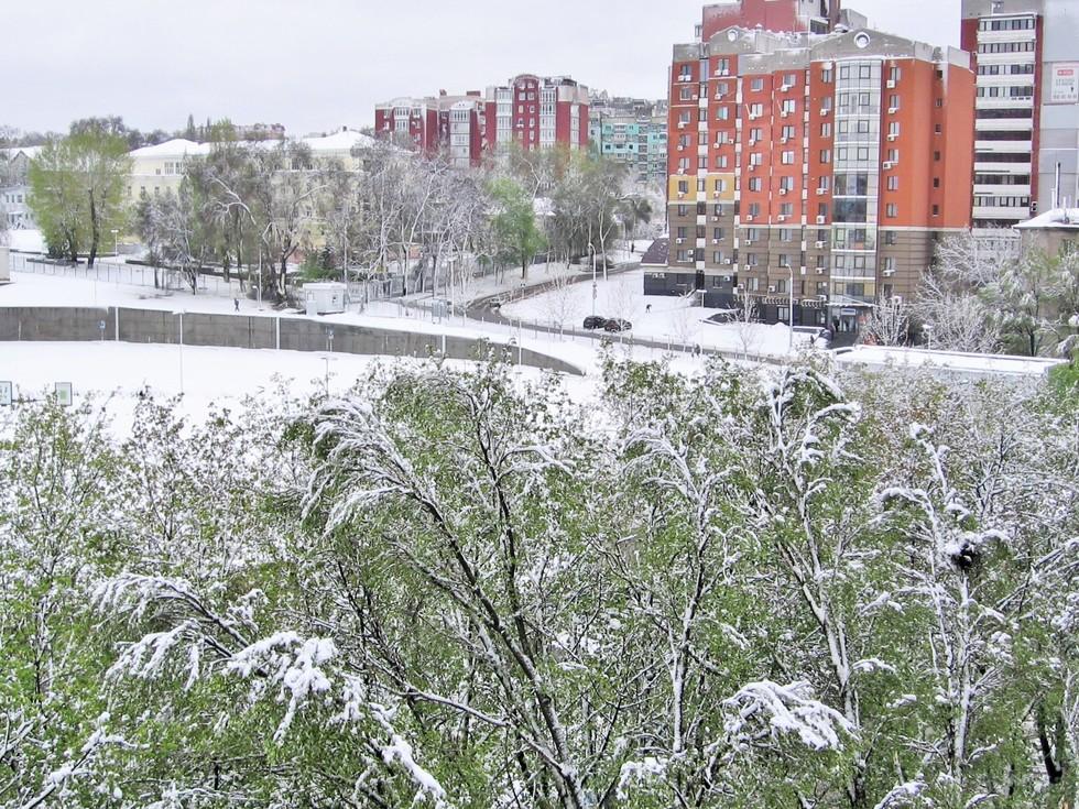 Необычная весна