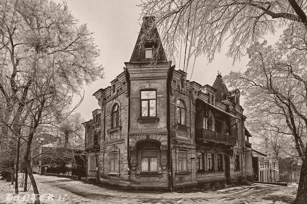 Дом Н.С. Папчинского.