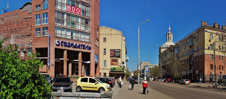 На ул. Андрея Фабра