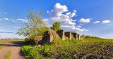Остатки недостроенной железной дороги Днепр-Полтава, Царичанский р-он