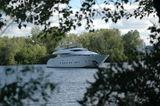 Днепровские яхты
