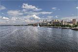 На Набережной Днепра :)