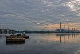 Рыбное место. Утро (после ночи)