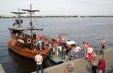 Загрузка Пиратского корабля