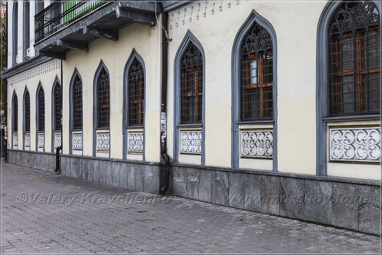 Дом губернатора, бывший :)