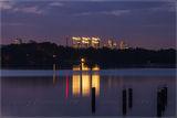 Город, входящий в ночь :)