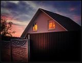 Окна на закат