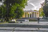 Вход в парк Шевченко