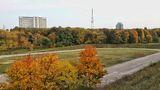Осень в парке Гагарина