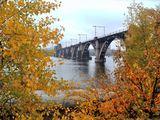 Осень играет своими красками...