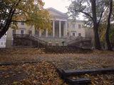 Осенние зарисовки. Старый парк.