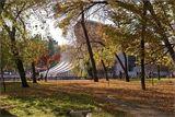 В парке Чкалова :)