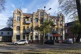 Домик на проспекте Пушкина