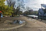 В парке Глобы, осень