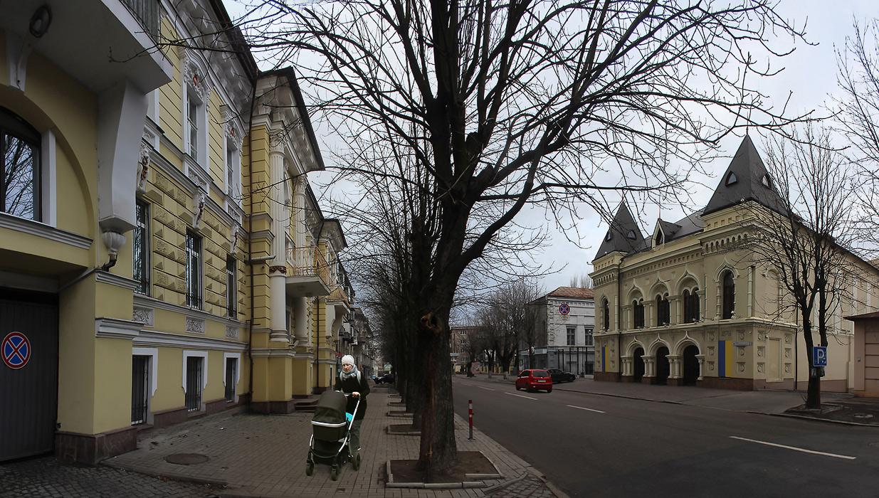 ул. Владимира Вернадского
