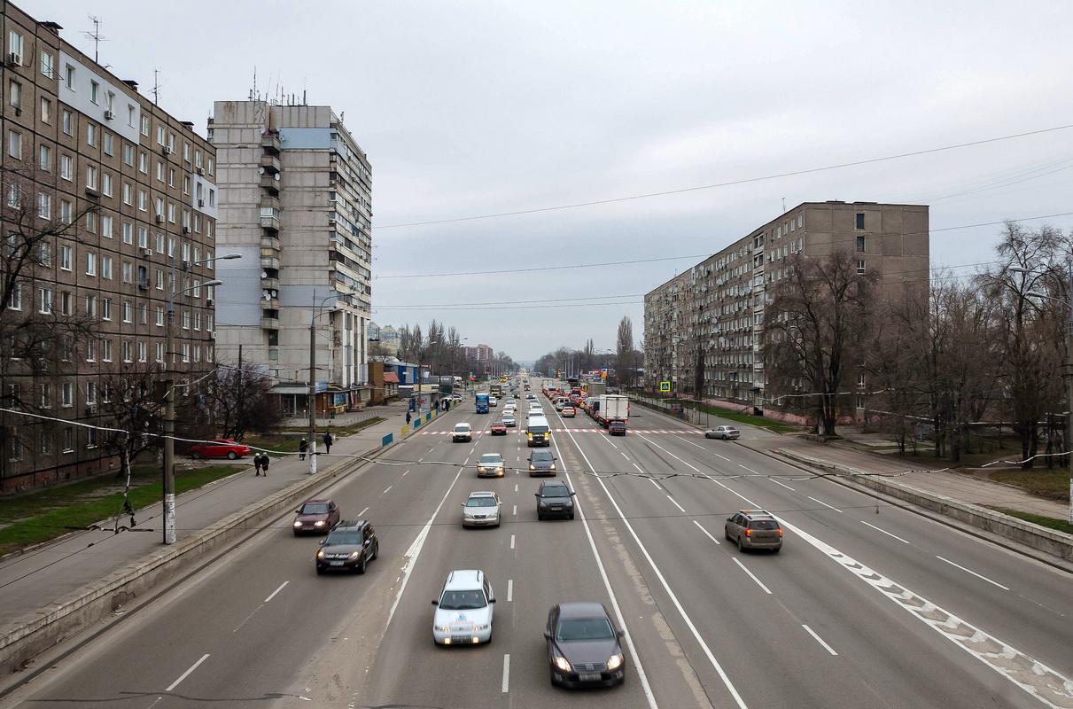 Слобожанський проспект...
