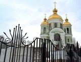 Храм Преподобного Серафима Саровского. Возрождаемый Покровский храм.