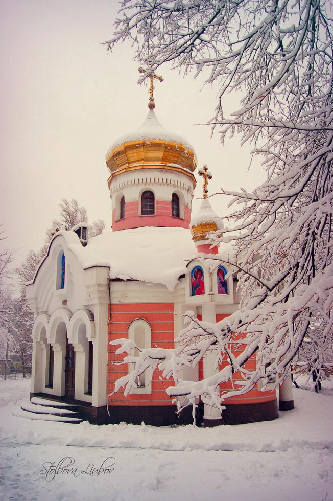 Храм Св. Георгія Переможця