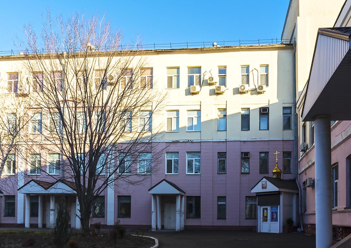 Детская больница на Пушкина