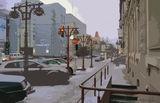Зимние оттенки улиц