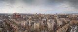 Вид с 4й башни ЖК ПАНОРАМА