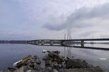 Февральские зарисовки. Южный мост.