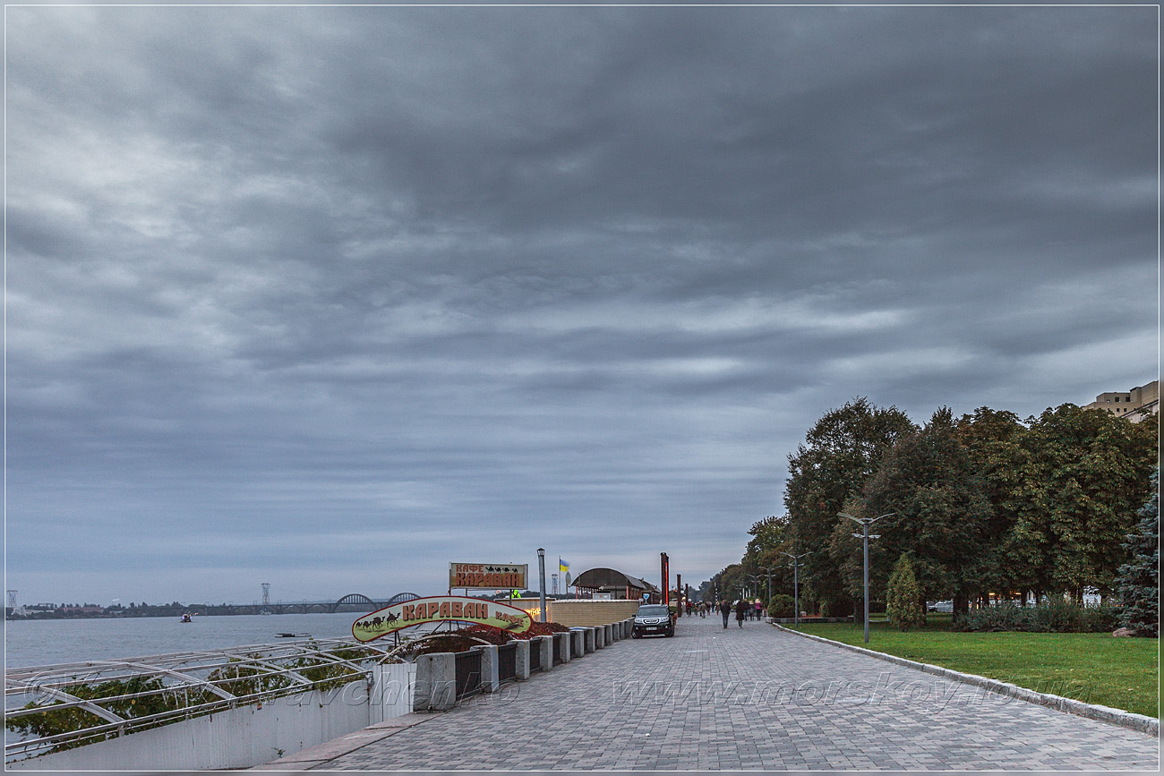 На Набережной :)