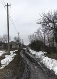 Улица Вишнёвая, с. Могилёв, 16 марта