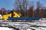 Солнечная батарея, с.Могилёв