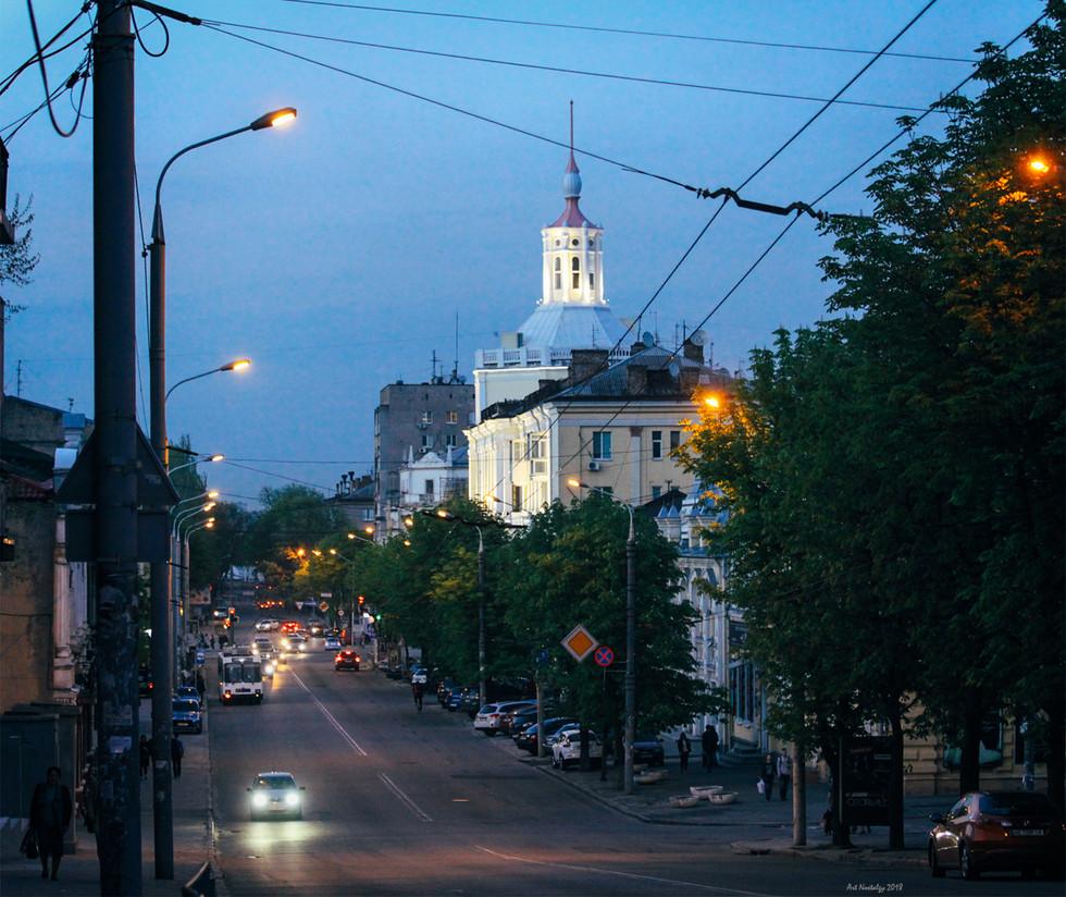 улица Фабра
