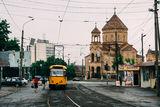 перехрестя проспекту С.Нігояна та вулиці Леваневського