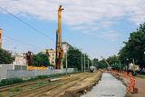 проспект Яворницкого и новый 13-й ствол метро