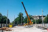 строительная площадка метро