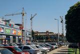 Строительство второй очереди ТРЦ APPOLO