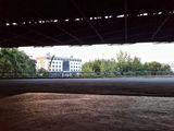 Раннее утро, автовокзал