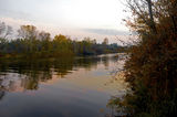 Вечер, канал Днепр-Донбасс, Царичанский район