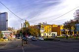 На улице Грушевского