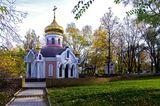 Часовня на Троицкой (Красной)