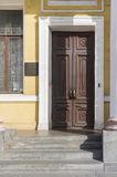 Двери исторического музея