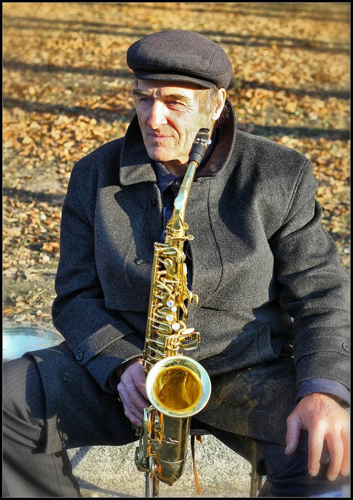 Осенний саксофон