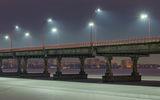 Ночной Центральный мост...