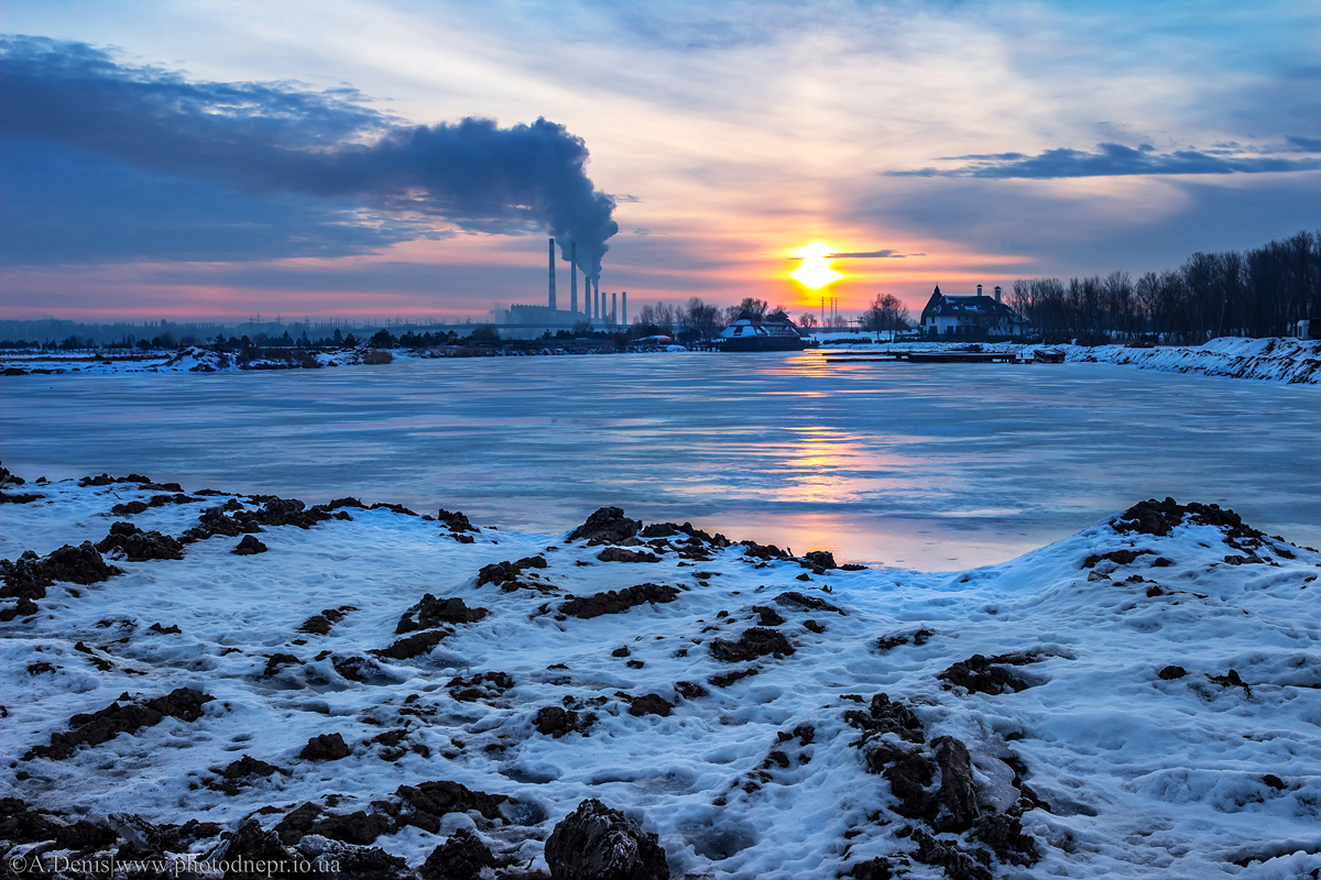 Морозным январским утром