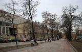 Бульвар проспекта Яворницкого