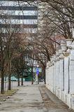 Площадь Шевченко...