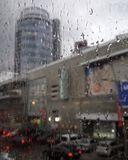 Дождливый весенний день