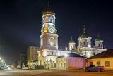 Свято-Троїцький собор...