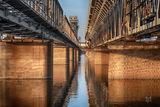 Вечерние краски Старого моста