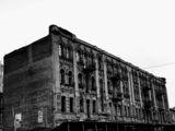 Пустой фасад