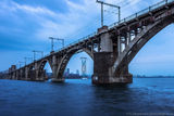 Мерефо-Херсонский ж/д мост